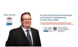 externer-datenschutzbeauftragter Rhein Main